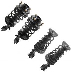 05-10 Sportage; 05-09 Tucson Front & Rear Strut & Spring Assembly Kit (Set of 4)