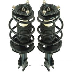 00-01 Nissan Sentra Front Strut & Spring Assembly Pair