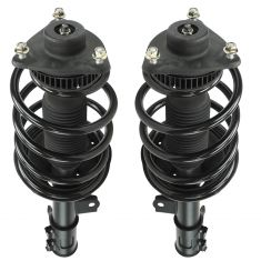 10-13 Kia Forte Front Strut & Spring Assembly Pair