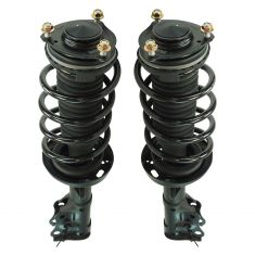 12-14 Honda Civic Sedan (exc Si) Front Strut & Spring Assembly Pair