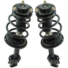 10-13 Lexus RX450H (exc Air Susp) Front Strut & Spring Assembly Pair