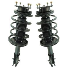 11-14 Ford Mustang Front Strut & Spring Assembly Pair