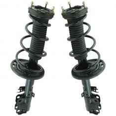12-14 Toyota Camry (exc SE) 2.5L Rear Strut & Spring Assembly Pair