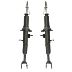 03-07 Infiniti G35 RWD w/ Sport Suspension Front Strut Assembly LH & RH Pair