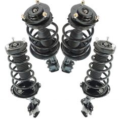 13-14 Toyota Venza AWD Front & Rear Strut & Spring Assembly Kit (4pcs)