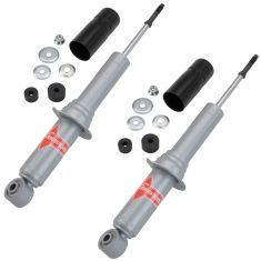 96-02 Toyota 4Runner Front Shock Pair Gas Adjust (KYB)