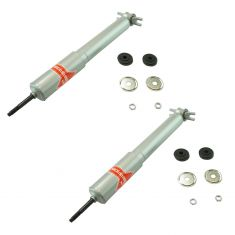 84-87 Chevy Corvette Front Shock Pair Gas-A-Just (KYB)