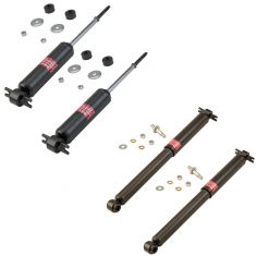 68-92 Multifit Front & Rear Shock Kit 4pc Excel-G (KYB)
