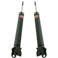 07-08 Infiniti G35 4dr; 09-13 G37 4dr; 11-12 G25 RWD Rear Shock Absorber Pair (KYB Excel-G)