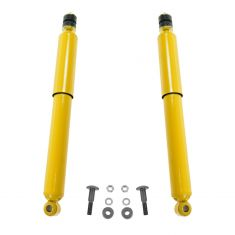 83-02 Ford Crown Victoria Police & Taxi, Grand Marquis Taxi Severe Duty Rear Shock Absorber PAIR