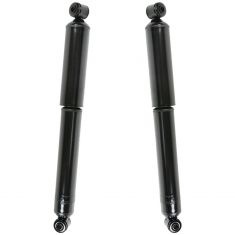 97-09 Buick, Chevy, Olds, Pontiac, Saturn Van/SUV Multifit Rear Shock Absorber PAIR (Monroe Sensa)