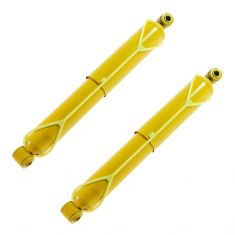 75-86 C20, C2500; 73-86 C30, C3500; 87-88 R20, R2500; 89-91 R3500 75-99 P35 Rear Shock PAIR (Monroe)