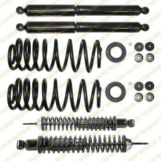 97-02 Ford Expedition w/4wd (Air Suspention to Coil Spring) Complete Conversion Kit (Monroe)