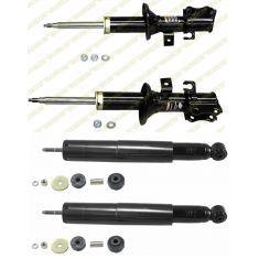 01-03 Kia Rio Sedan Front & Rear Strut Shock Absorber Kit (Set of 4) (Monroe OE Spectrum)