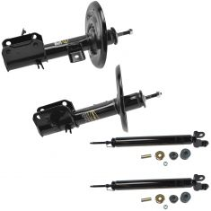 09-14 Nissan Maxima Front Strut & Rear Shock Kit (Set of 4) (Monroe OE Spectrum)
