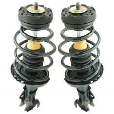 10-12 Chevy Camaro w/ 6.2L Front Strut & Spring Assembly Pair (Monroe Quick-Strut)