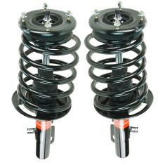 08-09 Ford Taurus, Mercury Sable FWD Front Strut & Spring Assembly Pair (Monroe Quick-Strut)