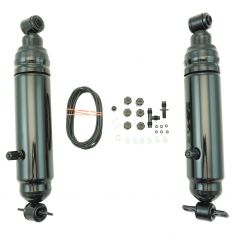 82-04 GM, Isuzu Mid Size PU; 83-05 Mid Size SUV Rear Air Shock Absorber PAIR (Monroe Max-Air)