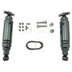 64-71 Buick, Chevy, Olds, Pontiac Mid & Full Size Multifit Rear Air Shock Absrbr PR (Monroe Max-Air)