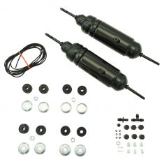 57-83 AMC, Edsel. Ford, Mazda, Mercury Multifit Rear Air Shock Absorber PAIR (Monroe Max-Air)