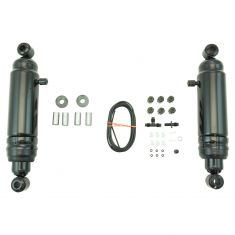 46-89 Chrysler, GM, Ford, International Multifit Rear Air Shock Absorber PAIR (Monroe Max-Air)