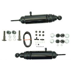 53-02 AMC, GM, Ford, Linc, Merc, Nissan, Opel Multifit Rear Air Shock Absorber PAIR (Monroe Max-Air)