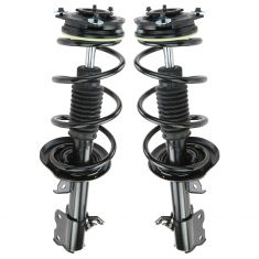 12(after 12/11)-13 Rogue; 14-15 Rogue Select AWD Front Strut & Spring Assy Pair (Monroe Quick Strut)