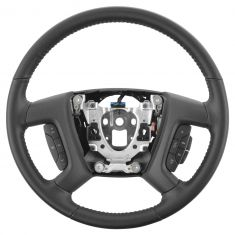 09-13 GM Full Size PU & SUV (w/o Off Road Pkg) Ebony Steering Whl w/Accessory & Cruise Controls (GM)