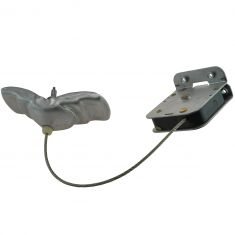 94-02 Dodge Ram 1500-3500 Std Cab; 98-02 1500-3500 Quad/Club Cab Spare Tire Winch Hoist Lift (MP)