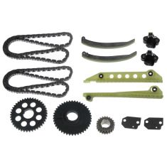 2001-07 Ford 4.6L Romeo w/Windsor Guides Multifit Timing Chain Kit
