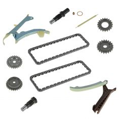 97-10 Explorer; 98-10 Mtneer; 01-08 Ranger, B4000; 05-10 Mustang w/4.0L Camshafts Timing Chain Set