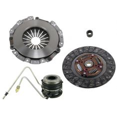 1993 Jeep L4 2.5L Exedy Clutch Kit with Slave Cylinder