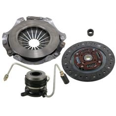 1987-92 Jeep L4 2.5L Exedy Clutch Kit with Slave Cylinder