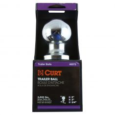 Tow Hitch Ball 2 X 3/4 X 3 (Curt)