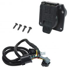 10-16 Ram 2500, 3500 (w/Fifth Wheel) 7 Way Trailer Towing Plug-N-Play Wiring Harness Assembly (MP)
