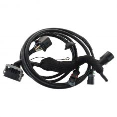 07-16 Wrangler 7-Way Trailer Towing Wiring Plug-N-Play Harness Kit (Mopar)