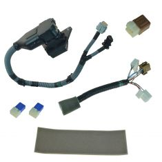 05-14 Nissan Frontier Complete Plug & Play 7 Pin Trailer Tow Harness Kit w/Instructions (Nissan)