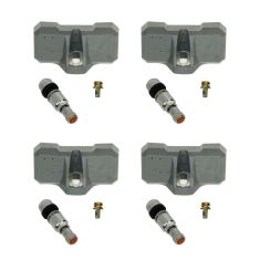 Tire Pressure Monitor Sensor Assembly (Low Tire Pressure Monitoring System (RPO UJ6))(Set of 4)