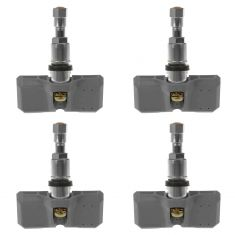 09-13 Ford; 10-13 Lincoln; 09-11 Mazda, Mercury Tire Pressure Monitor Sensor Kit (Set of 4) (DORMAN)