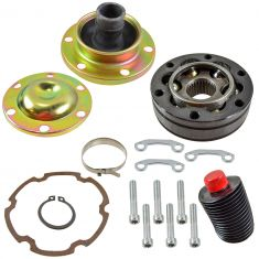 01-06 Dakota; 01-03 Durango; 05-06 Jeep; 06 Raider Front Driveshaft Rear CV Joint Rebuild Kit