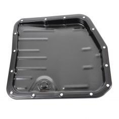 Transmission Oil Pan with Plug