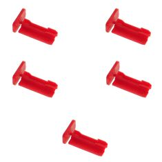 98-12 MB C, CL, CLK, E, G, ML, S, SL, SLK Series Transmission Filler Cap Lock Pin (Set of 5)