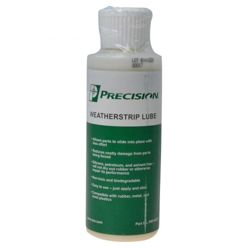 Weatherstrip Lubricant for Rubber or Soft Plastic Parts, O-Rings, Hoses, Seals, Plugs (115 ML)