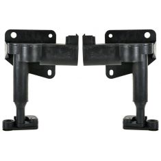 01-10 Chrysler Mini Van Rear Vent Window Power Motor PAIR