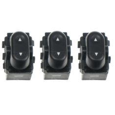 03-08 Ford Mercury Multifit Single Button Power Window Switch Kit (Set of 3)