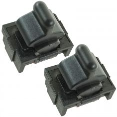 84-89 Chevy Corvette Power Window Switch PAIR
