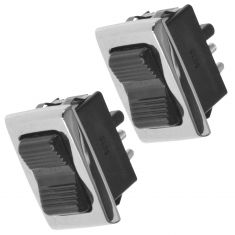 68-85 MB R107, W108, W111, W114, W115 Chassis Door Single Window Switch Pair (Mercedes Benz)