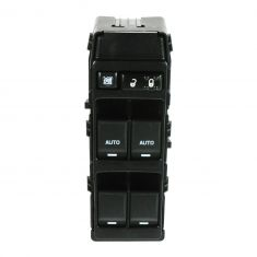 07-12 Chrysler; 07-12 Dodge; 07-10 Jeep Multifit Master Power Window Switch (w/Auto Up/Down) LF