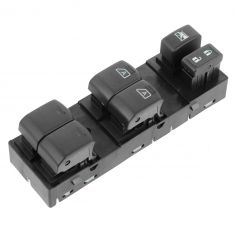07-12 Nissan Altima Sedan (w/Dual Auto Down) Master Power Window Switch LF