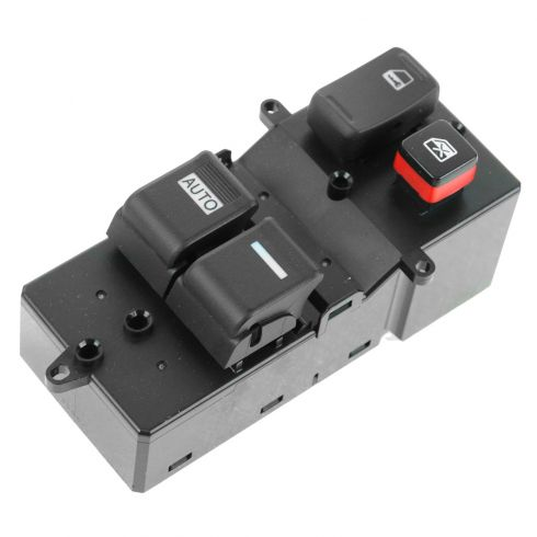 2003 04 honda accord master power window switch driver for Power window motor replacement cost